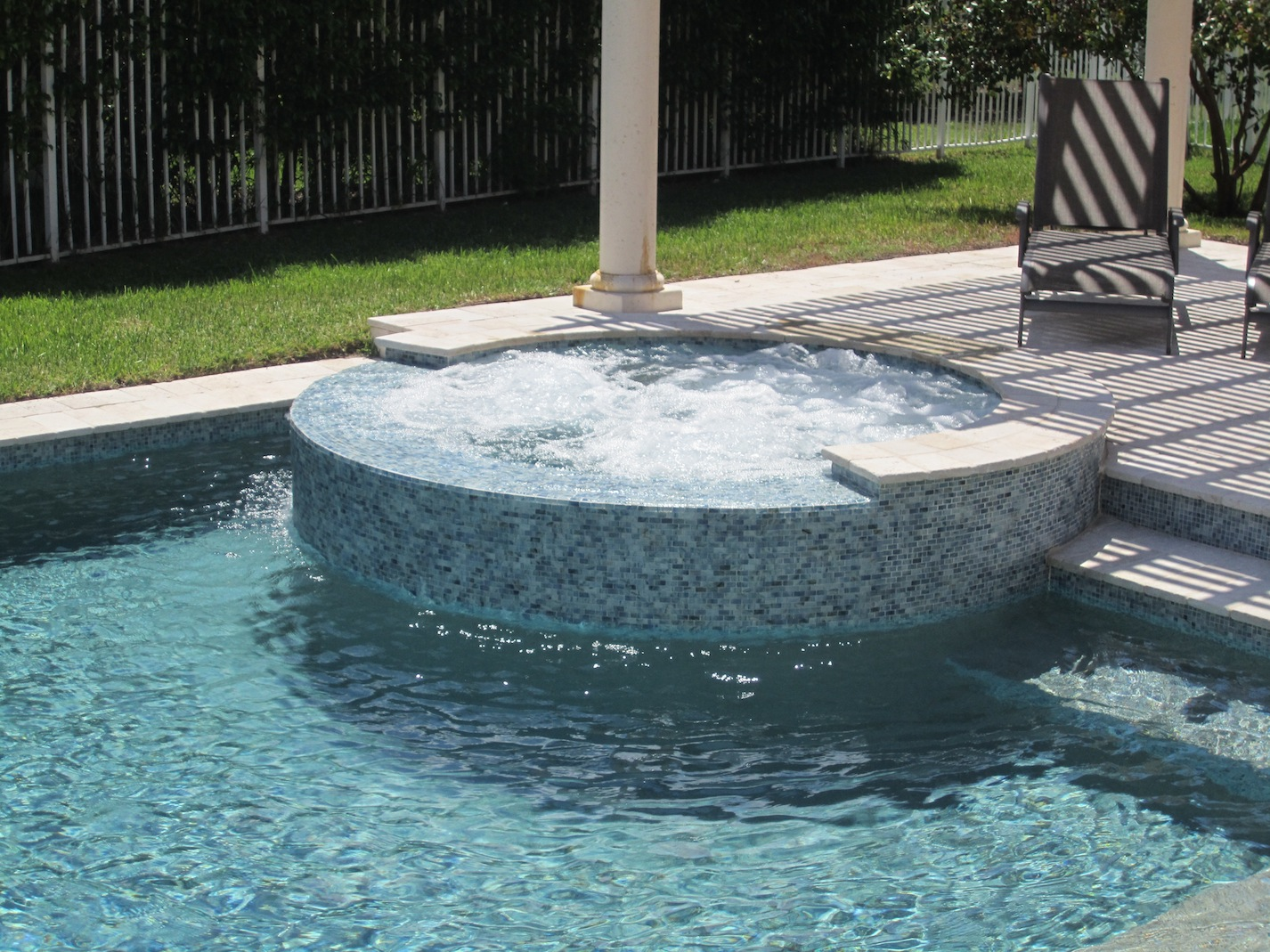Above Ground Pool With Drain